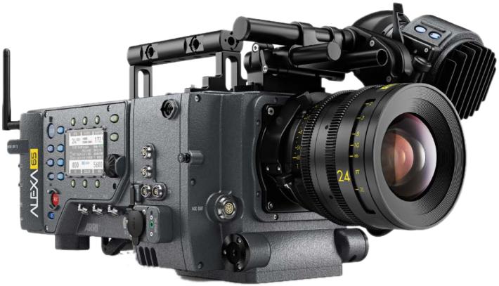Produkcja filmów reklamowych kamera