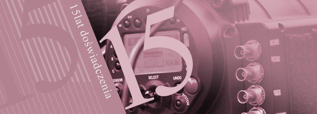 15 lat produkcji filmow reklamowych